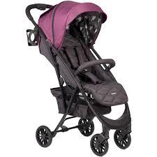 Прогулочная <b>коляска Happy Baby Eleganza</b> V2 New Bordo