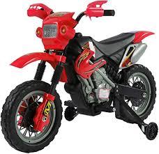 HOMCOM 6V <b>Kids Child Electric</b> Motorbike Ride on Motorcycle ...