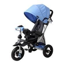 <b>Трехколесный велосипед</b>-коляска 3кол. Stroller trike 10x10 AIR ...