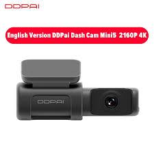 <b>DDPAI Mini 5</b> Dash Cam 4K 2160P UHD Speed & Coordinates GPS ...