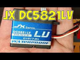 Народная <b>сервомашинка</b> JX Servo DC5821LV - YouTube