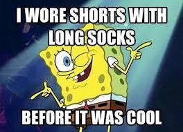Aye Aye Captain Spongebob Face Meme Generator - marissa stay kool ... via Relatably.com