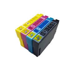 Compatible Epson <b>18XL</b> T1816 Ink Cartridge Multipack - <b>4</b> Inks High ...