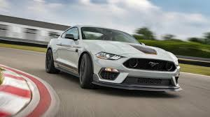 <b>Ford Mustang</b> Mach 1 Review 2021 | Top Gear