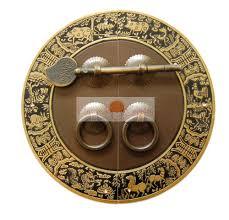 22 cm door latch plate handle pull knocker furniture brass hardware chinese zodiac figurechina brass furniture