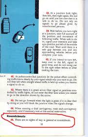 1966 highway code