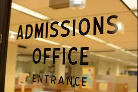 Image result for college admission