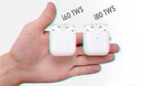 Обзор i60 <b>TWS</b> и i80 <b>TWS</b> – лучшая копия AirPods и AirPods 2 за <b>30</b>
