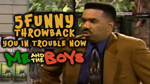 """<b>Me And The Boys</b> """"You In Trouble Now"""" 