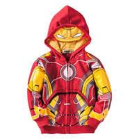 Iron Man <b>Hoodie</b> Australia