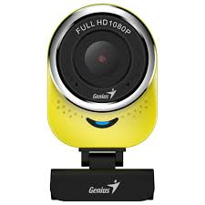 Веб-камера Genius QCam 6000 Full HD Yellow ... - ROZETKA