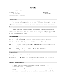 entry level marketing and s resume resume examples for entry level s sample resume objectives for entry level s