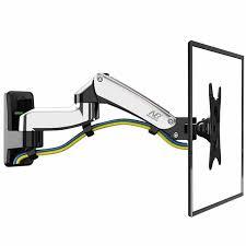 <b>NB</b> F300 TV Wall Mount 30-40 inch Monitor Holder <b>Gas Spring</b> Free ...