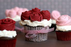 Cupcake Perkahwinan dan Hari Lahir
