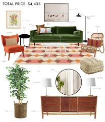 For Living Rooms On A Budget Designing A Budget Living Room Emily Henderson