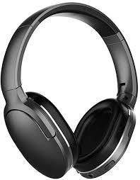 Baseus Encok Wireless Headphones D02 - Black - Amazon.com