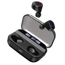 China X11 <b>Bluetooth</b> 5.0 Handsfree <b>Headphone Tws</b> Wireless ...