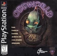 Oddworld: Abe's Oddysee — Википедия