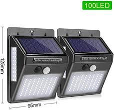 Top Winner Fashions Goodland 100 LED Solar Light ... - Amazon.com