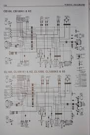 honda c90 cdi wiring diagram honda wiring diagrams