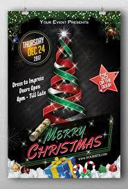 merry christmas flyer template v flyerroom merry christmas flyer template v1
