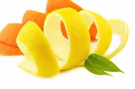 khử mùi hôi tủ lạnh bằng vỏ cam