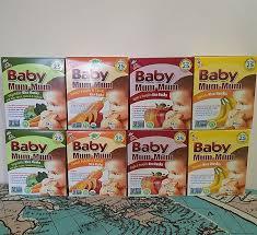 Hot Kid, <b>Baby Mum</b>-<b>Mum</b>, <b>рисовые</b> галеты, сухарики в ...