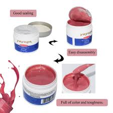 Yayoge UV Led builder <b>gel</b> lacquer <b>nail polish</b> art kit a set of <b>gel</b> ...