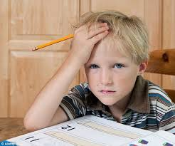 A study conducted by Stanford Graduate School of Education found that excessive homework causes high stress Daily Mail