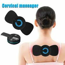 <b>Portable Mini Cervical Massager</b> - Doing Neck And Back Massage ...