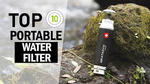 Top 10 Best <b>Portable Water</b> Filters & Purifiers For <b>Backpacking</b> ...