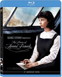 the diary of anne frank heading to blu ray