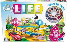 Hasbro Gaming The <b>Game of Life</b> Game: Amazon.co.uk: Toys ...