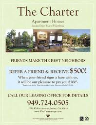 refer a friend apartment flyer apartment marketing ideas refer a friend apartment flyer apartment marketing ideas the o jays friends apartment and flyers