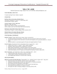 resume esl teacher skills cipanewsletter resume template resume objective for teachers elementary teacher