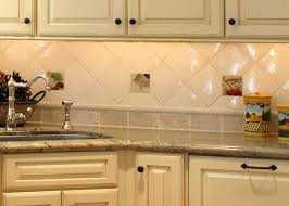 Backsplash Kitchen Tile Kitchen Backsplash Ideas For Kitchen Using Metal Tile Backsplash