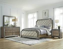 mirrored bedroom sets