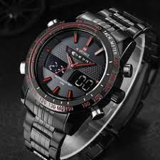 <b>2016</b> NAVIFORCE Brand Analog <b>Quartz Watch Men</b> Waterproof ...