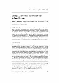 Science article review How I Review an Original Scientific Article     FC