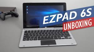 <b>Jumper EZPad</b> 6S 2-in-1 Windows 10 Tablet Unboxing & Hands On ...