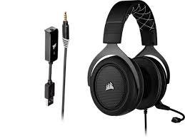 <b>Наушники Corsair Gaming</b> HS70 Pro Wireless Carbon CA 9011211 ...