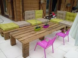 pallet garden furniture build pallet furniture