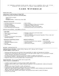Sales marketing intern cover letter My Document Blog