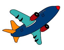 Resultado de imagen de avion dibujo