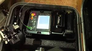 ماكينة لحام كوابل الالياف الضوئية الحديثة