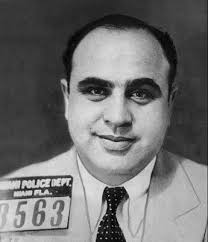 """When my patrons serve it on a silver tray on Lake Shore Drive, it's hospitality."""" - Al Capone. Saturday, February 06, 2010 at 09:20 in Crime, Quotations 