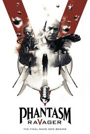 phantasm ravager 2016 d central starring a michael baldwin reggie banister angus scrimm