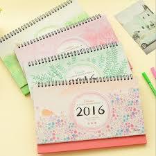 """""""Peaceful Forest"""" <b>1pc</b> Big <b>2016</b> Desk Calendar Cute Scheduler ..."""