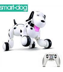 <b>Радиоуправляемая робот</b>-<b>собака HappyCow</b> Smart Dog 2.4G ...