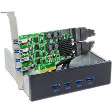 H1111Z Add On Cards PCIE USB 3.0 Card PCI-E/PCI Express USB ...